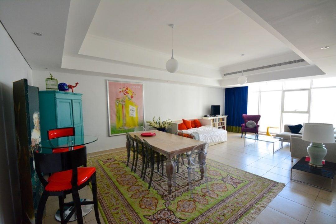 Airbnb kokemus