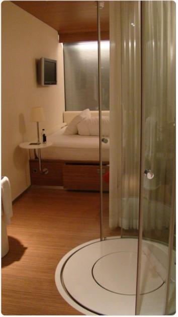 Citizen M makuuhuone
