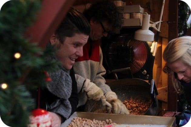 Vanhankaupungin joulumarkkinat Tukholmassa