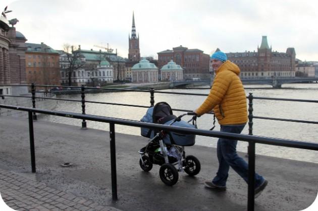 Kävelyllä Tukholmassa