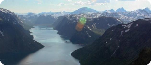 Koti Norjassa