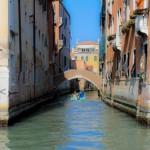 Yksi Venetsian monista pikkukujista