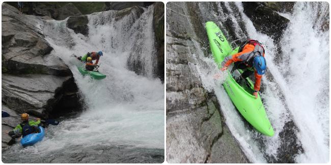 Valsesia River Festivalin freeride-kisa