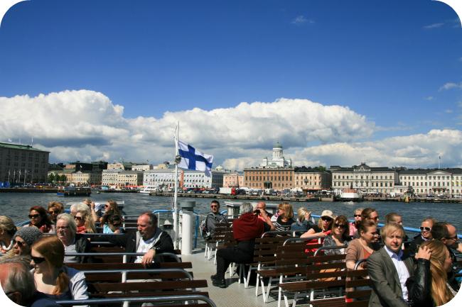 Kohti Suomenlinnaa