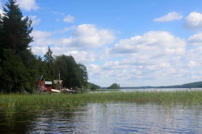 Järvimaisema Norjassa