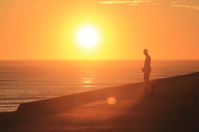 Auringonlasku Praia de Barrassa I @SatuVW I Destination Unknown