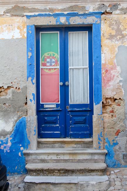 Ericeiran kalastajakylä Portugalissa I @SatuVW I @Destination Unknown