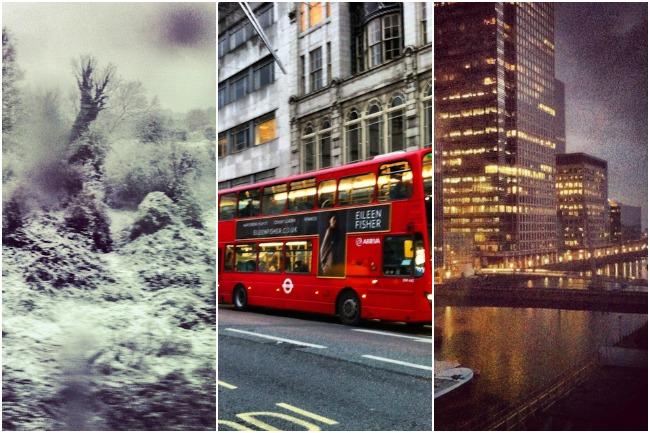 Muistoja Lontoosta I @SatuVW I Destination Unknown