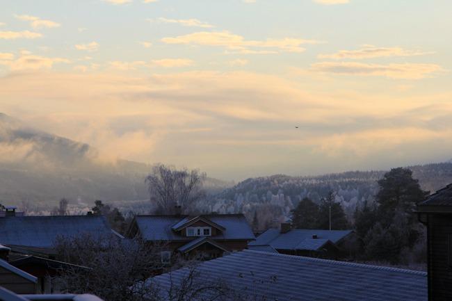 Talvinen maisema Norjassa I @SatuVW I Destination Unknown