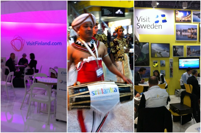 World Travel Market 2012 I @SatuVW I Destination Unknown