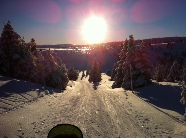 Talvisia maisemia Norjasta I @SatuVW I Destination Unknown