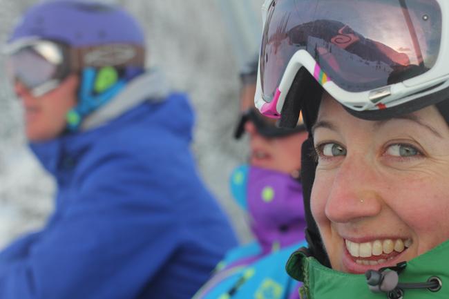 Kvitfjell-hiihtokeskus Norjassa I @SatuVW I Destination Unknown