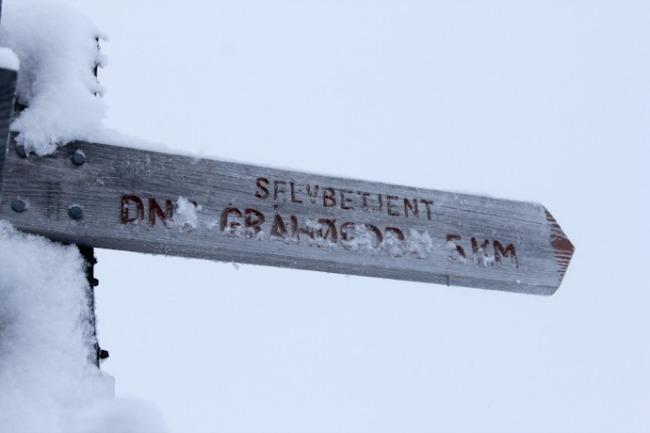 Hiihtoreissulla DNT mökille Norjassa I @SatuVW I Destination Unknown
