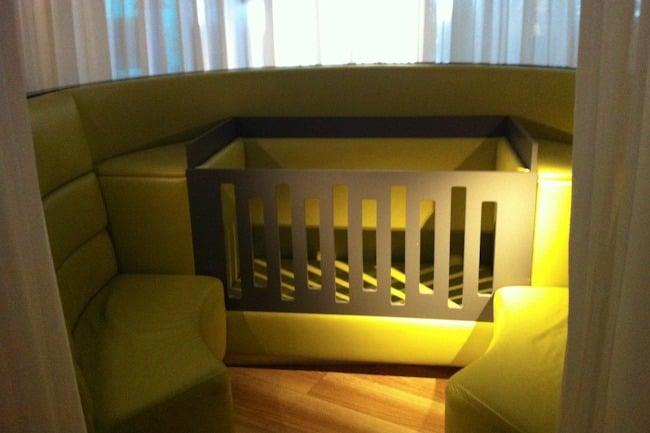 Baby Care Lounge Amsterdamissa I @SatuVW I Destination Unknown