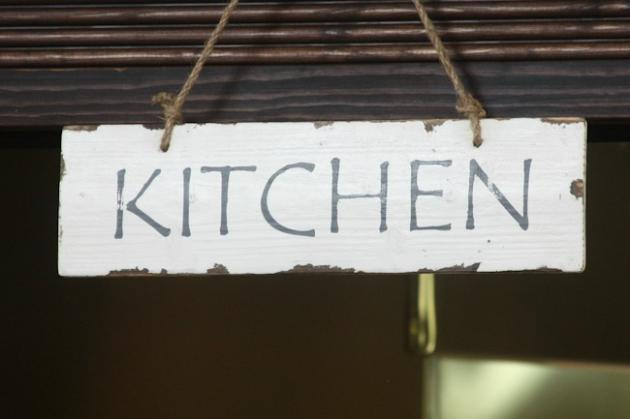 Kitchen, Hietalahden Kauppahalli I @SatuVW I Destination Unknown