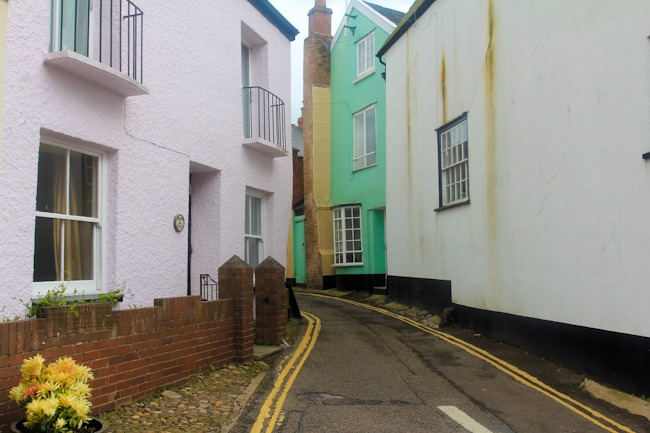 Topsham, Devon, UK I @SatuVW I Destination Unknown