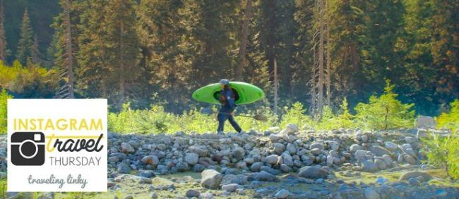 #IGTravelThursday Melontaa Kanadassa I @SatuVW I Destination Unknown