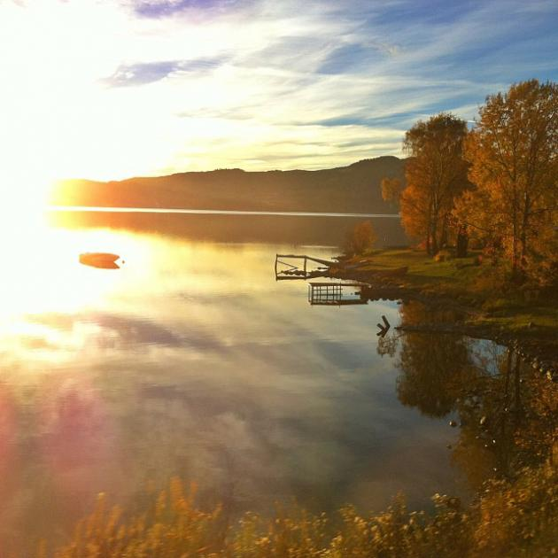 Syksy Norjassa via Instagram I @SatuVW I Destination Unknown