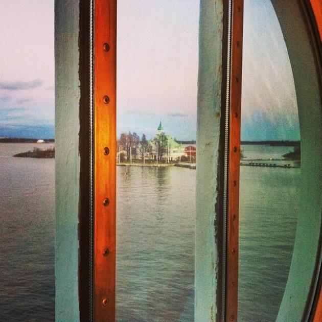 Risteilemässä Tallink Silja Symphonyllä via Instagram I @SatuVW I Destination Unknown