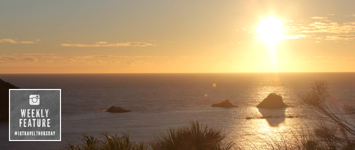 Coromandel Sunrise in New Zealand I @SatuVW I Destination Unknown