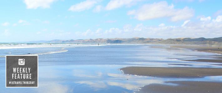 Uuden-Seelannin rannat I @SatuVW I Destination Unknown