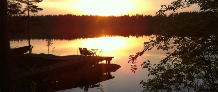 Suomiretki auringon lasku I @SatuVW I Destination Unknown