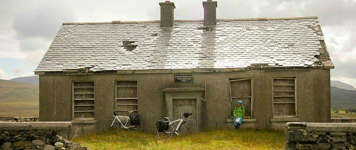 Retkipyöräily Irlannissa I @SatuVW I Destination Unknown