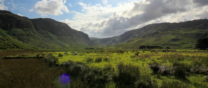 Beautiful Donegal I @SatuVW I Destination Unknown