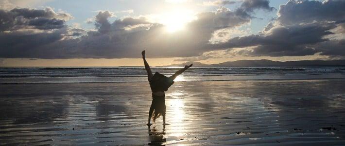 Rossnowlagh, Irlanti I @SatuVW I Destination Unknown