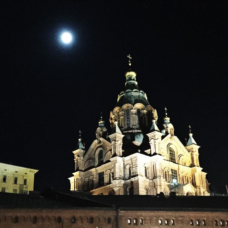 Sipulikirkko, Helsinki I @SatuVW I Destination Unknown