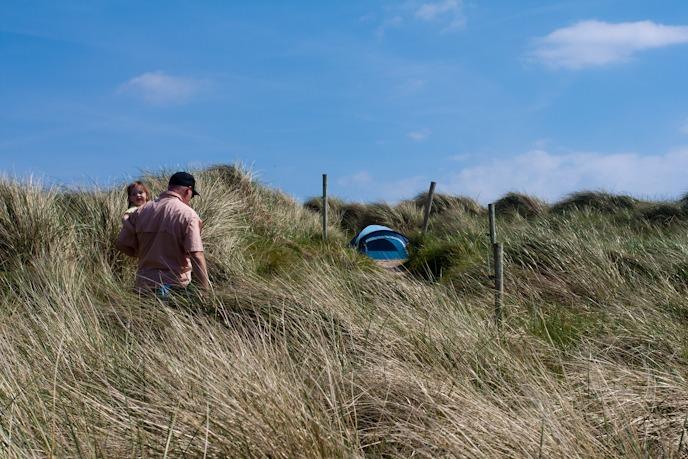 Ekologista leiriytymistä Irlannissa I @SatuVW I Destination Unknown