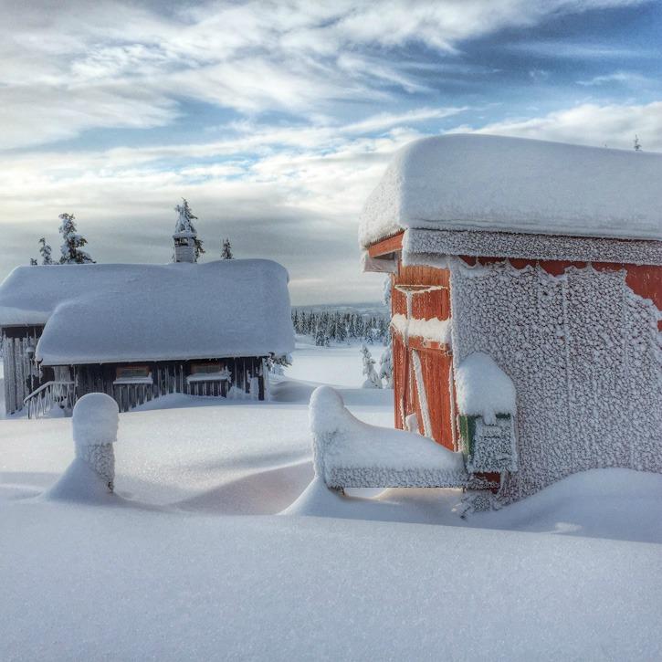 Hafjell-hiihtokeskus Norjassa I @SatuVW I Destiination Unknown