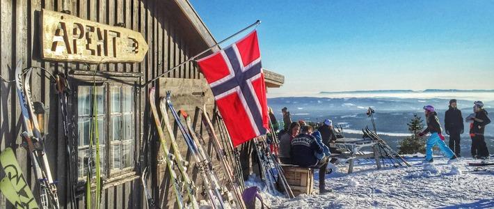 Skeikampen, Norja I @SatuVW  I Destination Unknown
