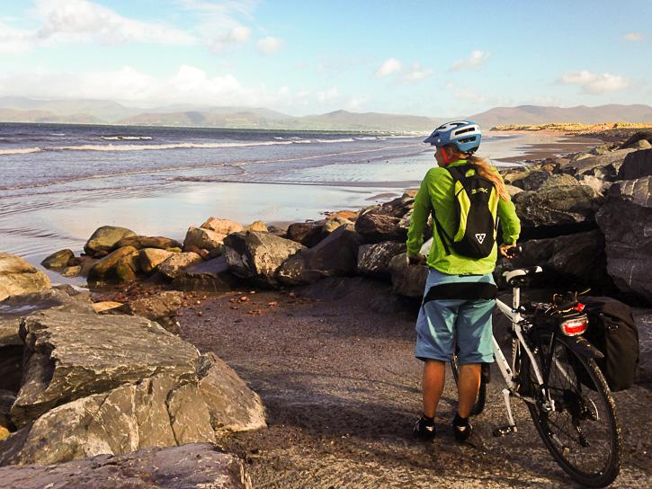 Pyöräilyä Irlannissa I @SatuVW I Destination Unknown