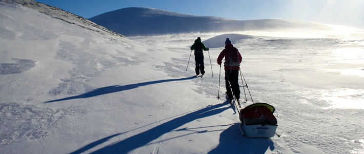 Hiihtovaellus Norjassa I @SatuVW I Destination Unknown