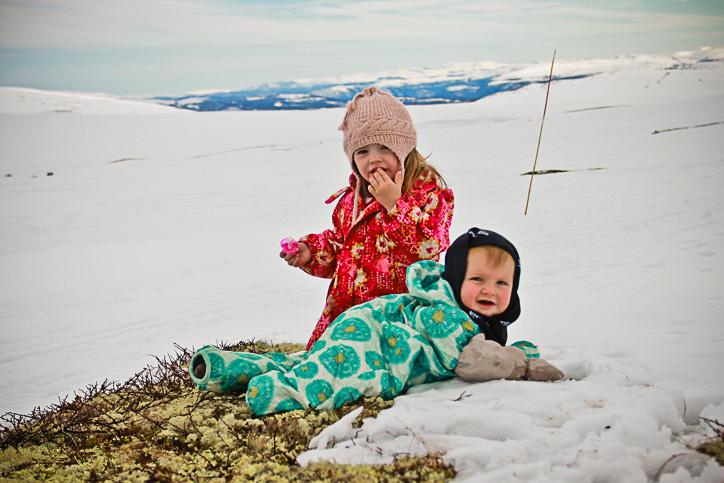 Hiihtovaellusta lasten kanssa Norjassa I @SatuVW I Destination Unknown