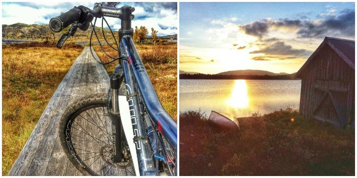 Retkipyöräilyä Norjassa I @SatuVW I Destination Unknown