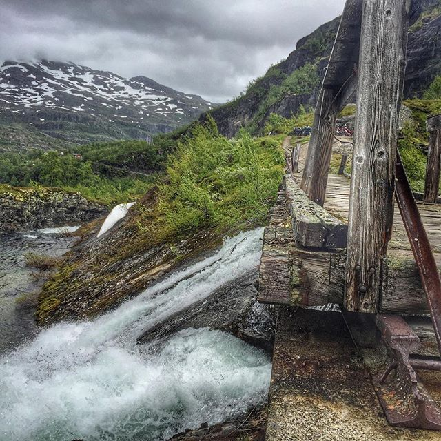 Rallarvegen I @SatuVW via Instagram I Destination Unknown