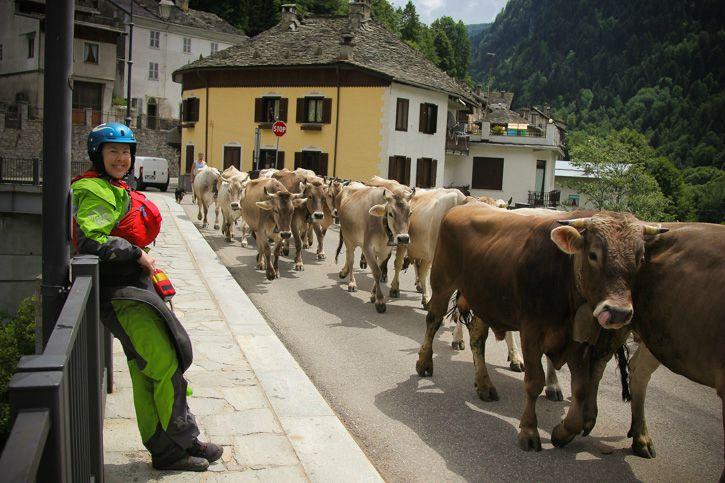 Ruuhka-aika Italiassa I @SatuVW I Destination Unknown