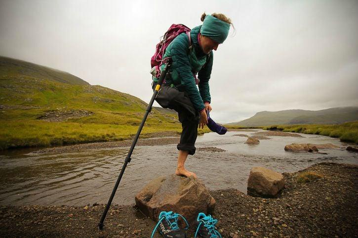 Vaeltaminen Färsaarilla I @SatuVW I Destination Unknown