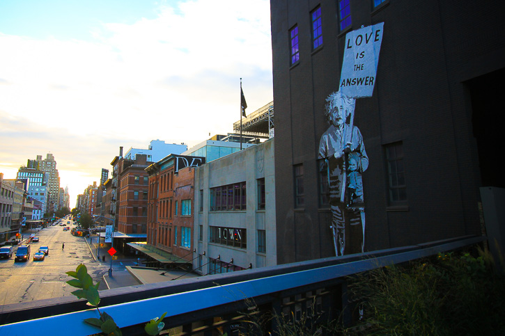 Highline New York I @SatuVW I Destination Unknown
