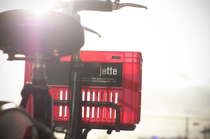 Pyörällä Hampurissa I @SatuVW I Destination Unknown