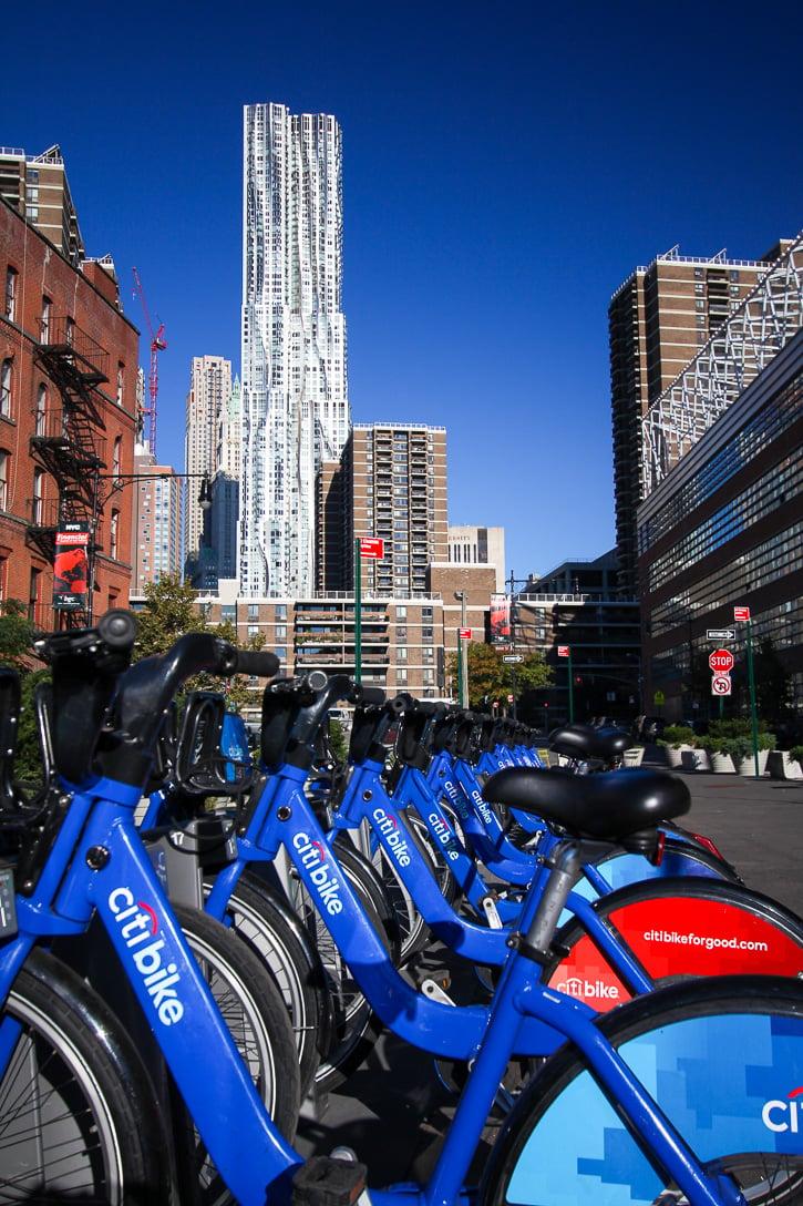 New York Citibike I @SatuVW I Destination Unknown