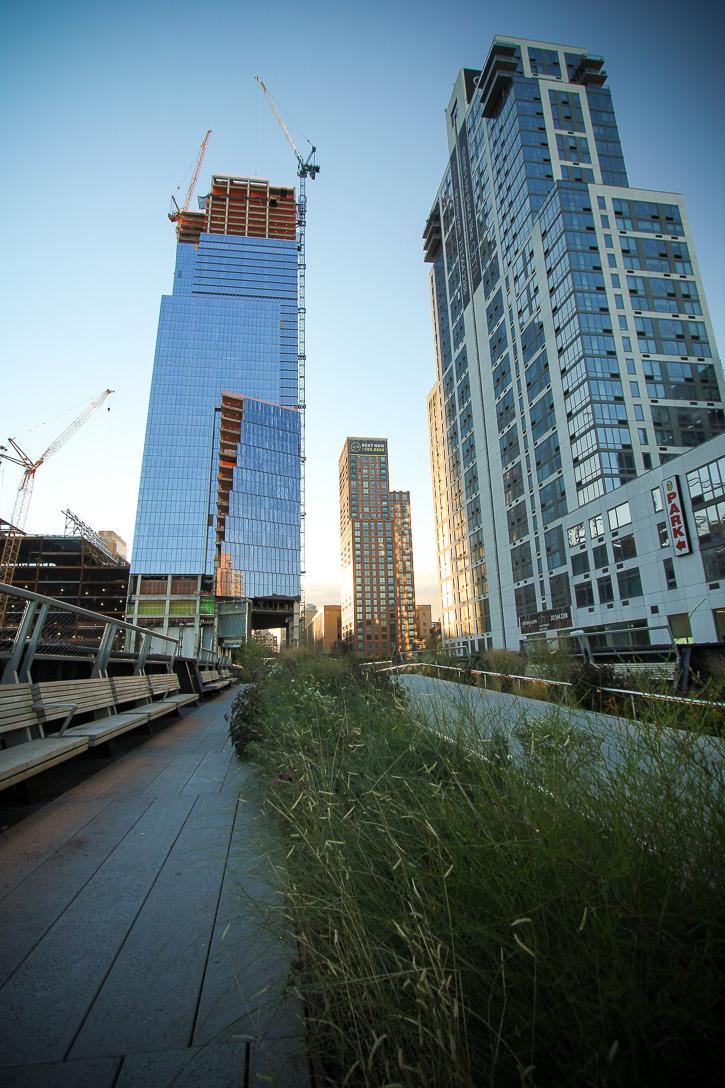 New York Highline I @SatuVW I Destination Unknown