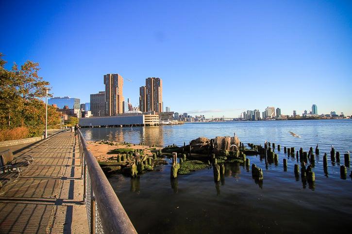 Manhattan Waterfront Greenway I @SatuVW I Destination Unknown