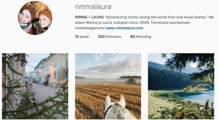 Rimmalaura I Instagram Travel Thursday