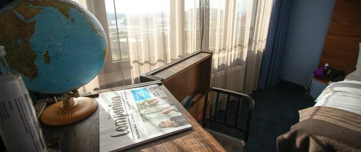 25hours hotel hafencity I @SatuVW I Destination Unknown