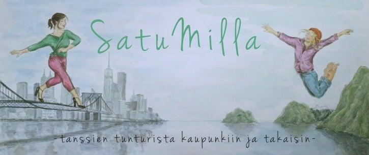 SatuMilla - blogi