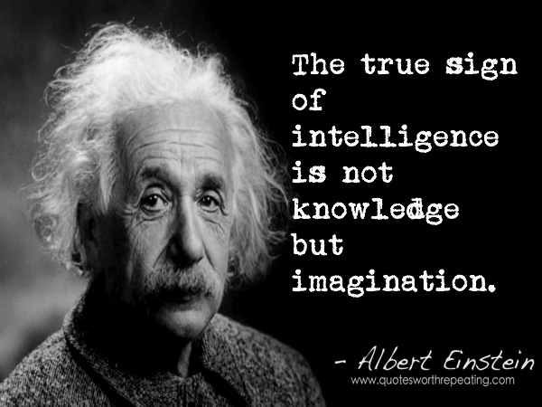 An analysis of the meekness ingenuity and intelligence of albert einstein