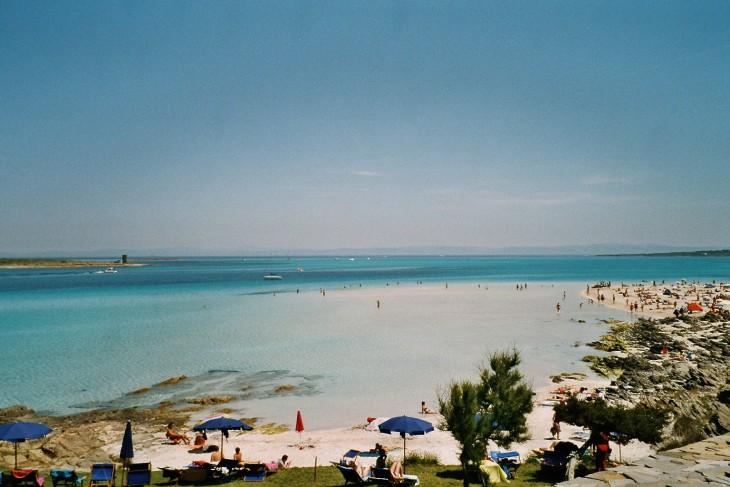 Stintinon rantaa sanotaan Euroopan kauneimmaksi - eikä suotta Photo copyright Elämää ja Matkoja